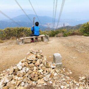 【音羽山】旧東海道から東海自然歩道で和歌に詠われた名山へ♪