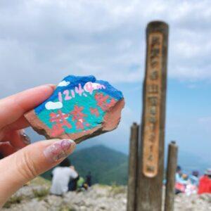 【武奈ヶ岳】比良山系最高峰から見下ろすマザーレイク! 比良イン谷口ピストン♪