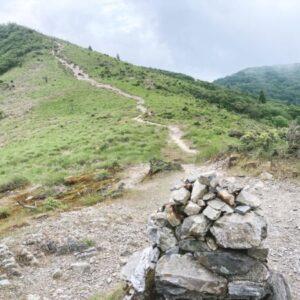 【武奈ヶ岳】坊村登山口から西南稜ルートでいく二度目の滋賀県最高峰!