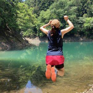【大日山・音羽山】滋賀県で一番低い山と、神秘のブルー『龍神池』へ♪